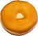 fake food cream cheese bagel