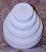 "4 tier 20"" Stacked fake wedding cake Top"