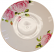 tea cup and saucer fake drink plate