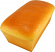 fake loaf of bread
