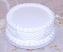 """Wedding fake Cake with Lace 12"""""""