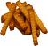 Crinkle Cut Fake Fries