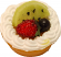 Fruit Fake Tarts 2 inch kewi