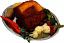 roast beef fake food