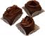 MINI CAKES chocolate DESIGNER FAKE CAKES