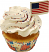 Made in America fake Cupcake