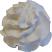 Vanilla Swirl Soft Serve Fake Ice Cream