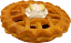 "Potpourri Pie 9"" Country Apple Fragrance"