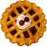 """9"""" Cherry Fragrance Potpourri Pie Top"""