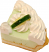 Key Lime Cream Artificial Pie Slice Fragrance