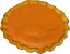 Pumpkin Pie Plain Artificial Pie Fragranced