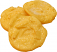 Sugar fake Cookies 3 pack