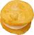 Sugar Marshmallow Fake Cookie