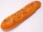 French Bread Poppy Seed Medium 16 inch fake food