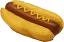 fake hot dog