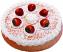 Vanilla Strawberry Fake Sponge Cak
