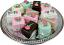 Mini Fakey Cakes 12 pack Assortment Petit Fours