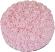 Pink Rose Fake 9 inch Cake top