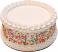 "Celebration White BLANK TOP Fake Cake 9"""