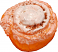 Cinnamon Roll Soft Touch fake bread
