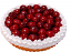 Cherry Fake Fruit Tart 8 inch