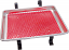 Small Car Hop Tray with Red Mat
