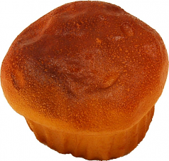 Muffin soft touch fake bread USA