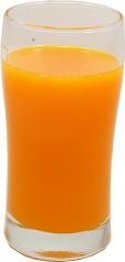 Orange Juice fake drink Glass USA