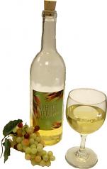 White Wine Set Glass fake drink USA