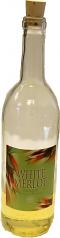 White Wine Bottle Glass fake drink USA