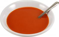 Tomato Fake Soap Bowl USA