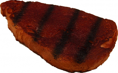 Grilled Steak fake food USA