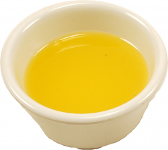 Melted Butter Cup fake food USA