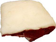 Raw Roast Beef fake Beef USA