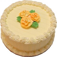 Lemon Designer fake cake 9 inch USA