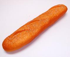 French Bread Sesame Seed Medium 16 inch fake food USA