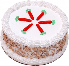 Carrot Fake Cake Passion Cake 9 inch USA