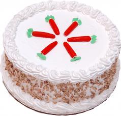 Carrot Fake Cake Passion Cake 9 inch USA