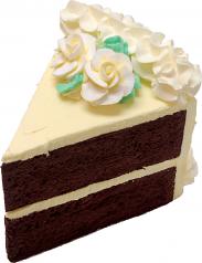 Lemon cake slice large USA