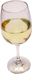 White Wine Glass fake drink USA