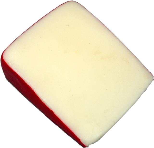 Fontina Fake Wedge Cheese