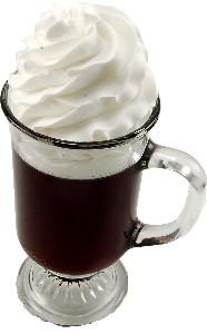Irish Coffee fake drink USA