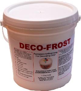 Deco-Frost 1 Gallon Non-Edible Fake Icing