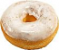 Glazed Fake Doughnut Soft Touch Fake Donut USA