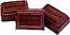 Fake Chocolate Bars 3 Pack U.S.A.
