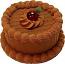 "Mocha 6"" Fake Cake U.S.A."