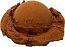 Chocolate Single Scoop fake ice cream NO CONE USA