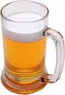 Beer Mug Glass fake drink USA