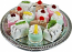 Mini Fruit Fakey Cakes 12 pack Assortment Petit Four