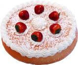 Vanilla Strawberry Fake Sponge Cake U.S.A.